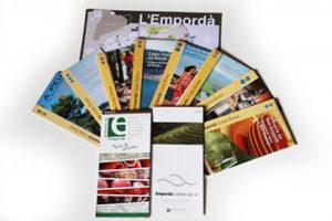 bodegó de publicacions turístiques del Baix Empordà