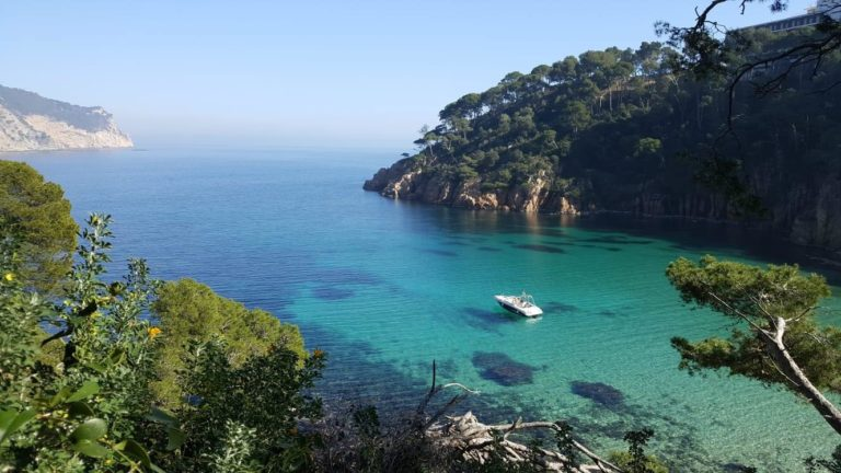 The Begur coast, the best example of the Costa Brava