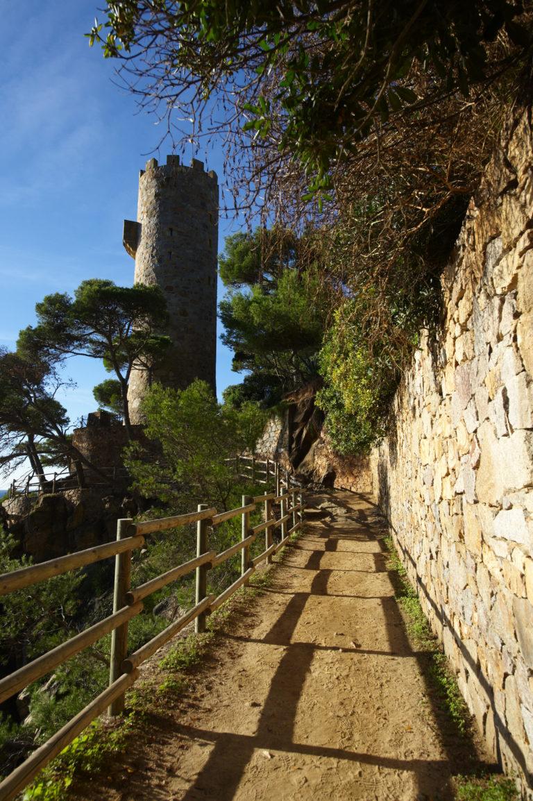 Camí de ronda de Torre Valentina a Cala Belladona