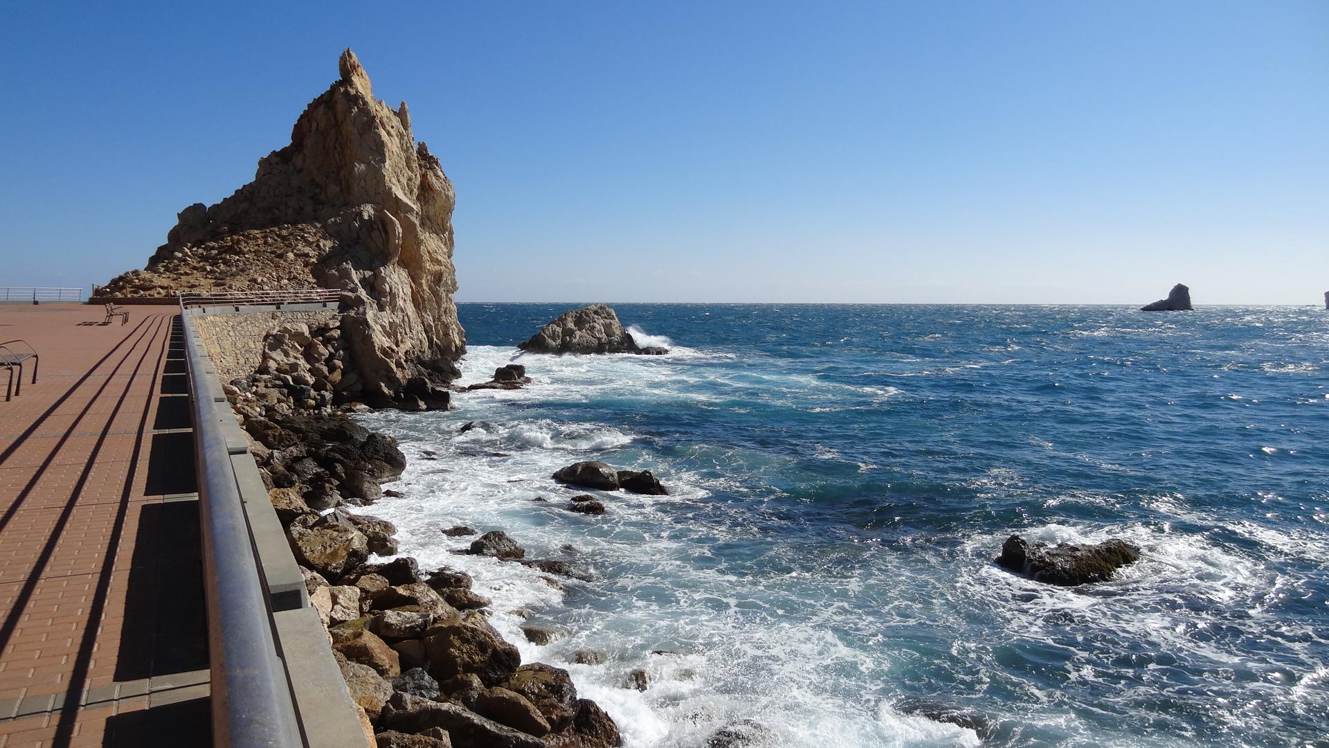 El vent i el mar
