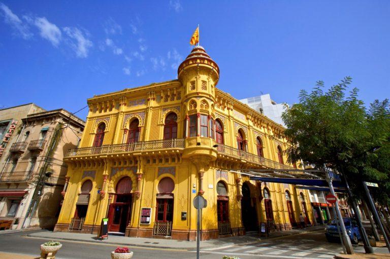Passeig, Rambla, Plaça del Mercat