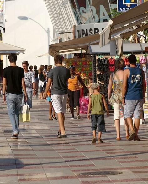 Shopping a Platja d'Aro