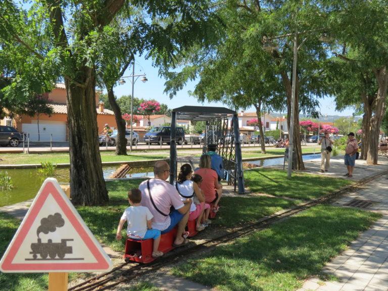 El Parc de l'Estació
