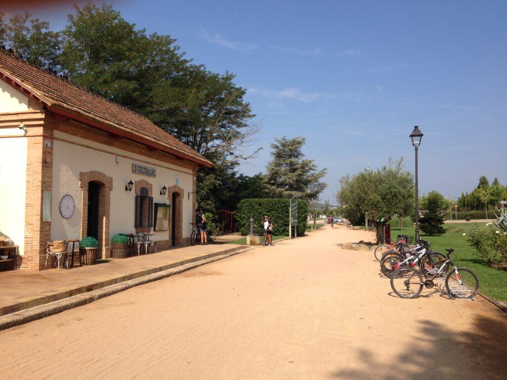 Tram 1: SANT FELIU DE GUÍXOLS / SANTA CRISTINA D'ARO (Castell d'Aro) – PLATJA D'ARO – SANT ANTONI DE CALONGE (Calonge) – PALAMÓS